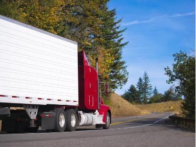 商用拖车空气弹簧应用