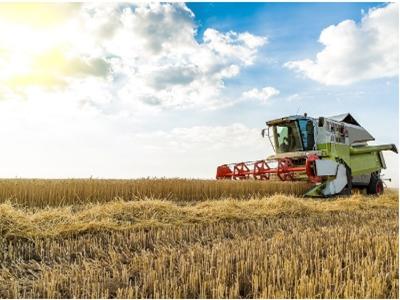 农业设备空气弹簧应用