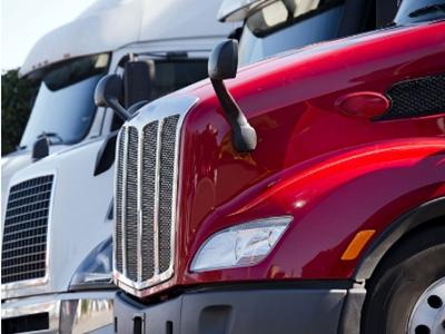 商用卡车空气弹簧应用