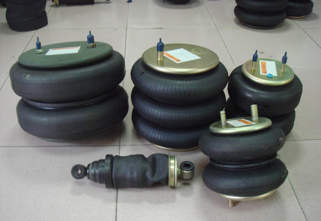 空气弹簧的结构不同价格不一样,要注意区分